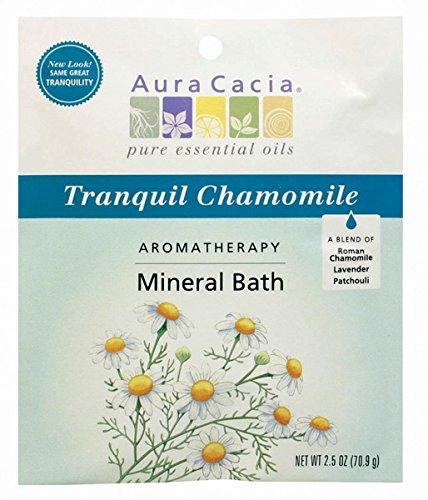 Aura Cacia - Tranquility Mineral Bath, 2.5 oz bath (Aura Cacia Tranquility Mineral Bath)