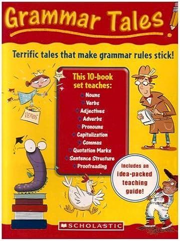 Grammar Tales Box Set by Charlesworth, Liza (October 1, 2004) Paperback (Grammar Tales Box Set)