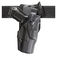 Safariland 6365 Level 3 Retention ALS Duty Holster, Low-Ride, Black, STX, S&W M&P