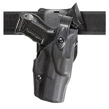 Safariland 6365 Level 3 Retention ALS Duty Holster, Low-Ride, Black, STX, Left Hand, S&W M&P