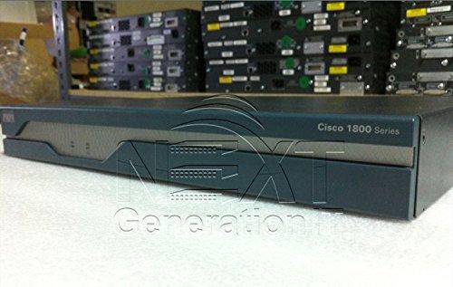 Cisco 1800 Series Router - CISCO1841 Cisco 1841 Router CCP 2.7, IOS 15.1 w/ 384D/64F