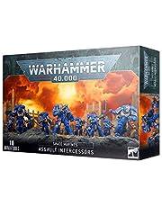 Games Workshop Warhammer 40K Space Marines Assault Intercessors