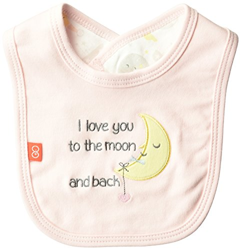 Magnificent Baby Baby Infant Magnetic Reversible 2 Sided Bib