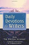 img - for Daily Devotions for Writers book / textbook / text book