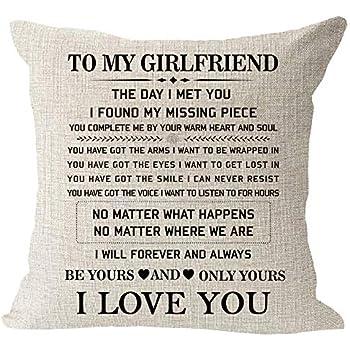 Amazon.com: Oh, Susannah Hug This Pillow Until You Can Hug ...