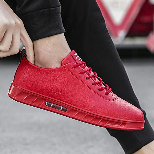 Leisure Resistant NANXIEHO Red and Shoes Fashion Shoes Winter Sneakers Hip Men Trend Autumn Hop Wear FnvqOSF