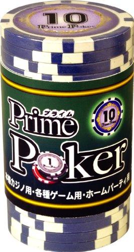 Prime Poker Chips 10 (japan import)