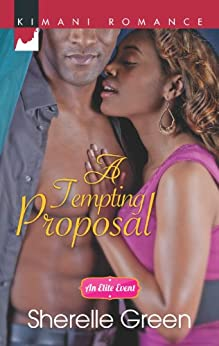 A Tempting Proposal (An Elite Event Book 1) by [Green, Sherelle]