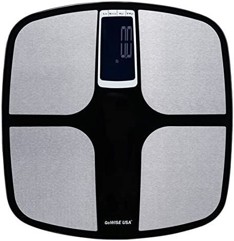 GoWISE USA Digital Body Scale