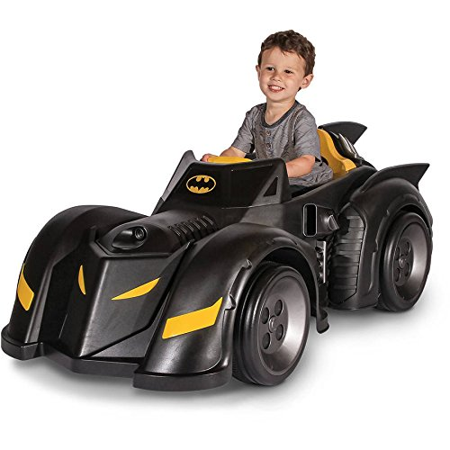 (Batman Batmobile 6-Volt Battery-Powered Ride-On)