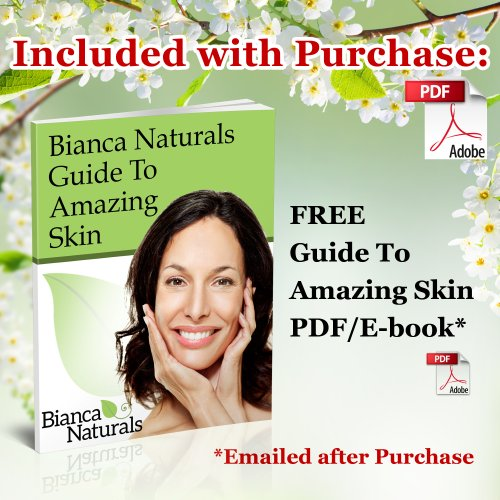 Phytoceramides - Skin Renewal | Premium Quality | Includes Vitamins A, C, D & E | 30 Capsules | GLUTEN FREE | Made from Rice | Scientifically & Clinically Proven Superior to Wheat (by Bianca Naturals)