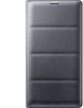 Samsung Galaxy Note 4 Flip Wallet Black: Amazon.es: Electrónica