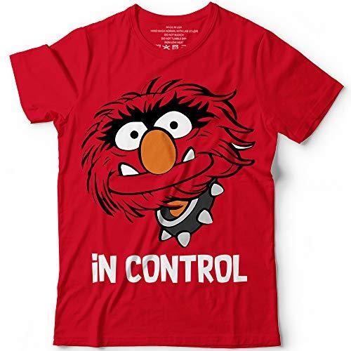 Red-Muppet Halloween Costume In-Control Quote Meme Shirt Customized Handmade Hoodie/Sweater/Long Sleeve/Tank Top/Premium T-shirt