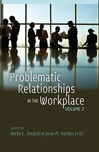 Problematic Relationships in the Workplace: Volume 2 by Brand: Peter Lang Publishing