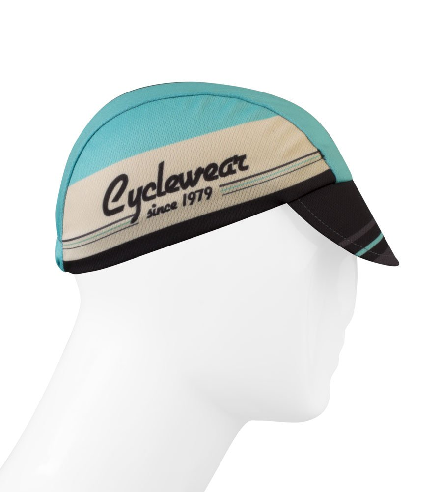 Retro Active Cycling Cap - Made in the USA