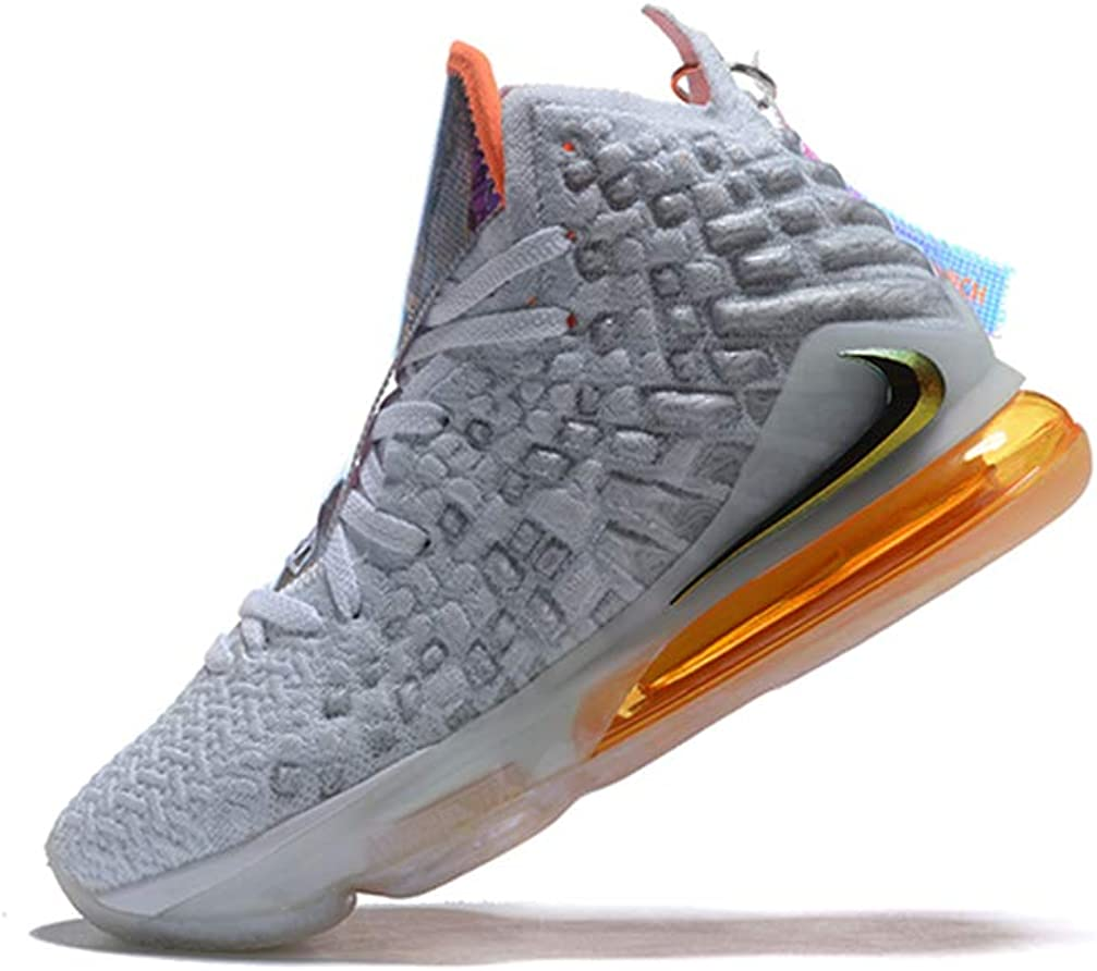 Mens Basketball Shoes LBJ 17 James XVII EP Synthesis Training Shoes