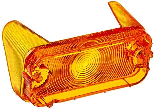 Trim Parts A4505 1968 Chevelle Parking Light Lens, Amber Chevelle Parking Light Lens