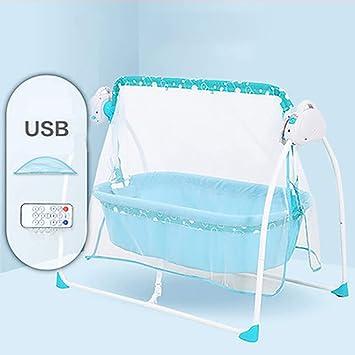 Amazon.com: SHARESUN - Balancín eléctrico para bebé 3 en 1 ...
