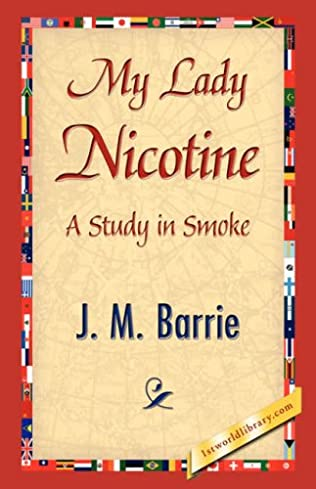book cover of My Lady Nicotine