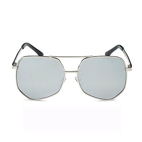 RAQ Gafas de Sol Cristales polarizados Irregulares Gafas de ...