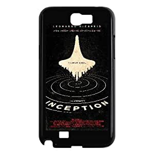 Retro Inception Poster Movie 21 Samsung Galaxy N2 7100 Cell Phone Case Black Gift pjz003_3428775