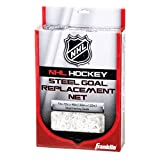 "Franklin Sports NHL Steel Goal Replacement Net, 72x 48x 30"", White"