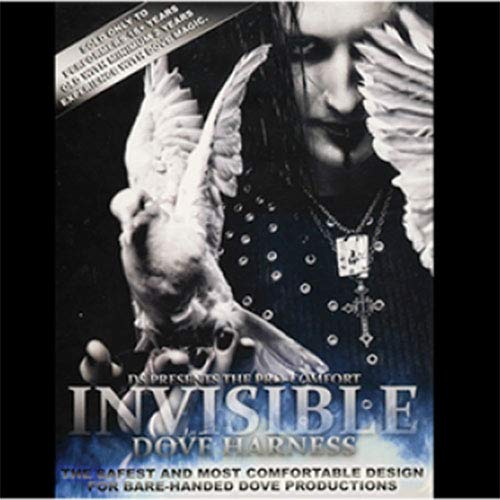 servicio de primera clase SOLOMAGIA Pro-Comfort Invisible Dove Harness by Dan Sperry Sperry Sperry - Accessories - Trucos Magia y la Magia  suministramos lo mejor