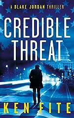 Credible Threat: A Blake Jordan Thriller (The Blake Jordan Series Book 2)