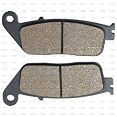 Brake Pad Set for:         BMW C 600 Evolution Scooter 2014 - 2015         BMW C 600 Sport/Highline Scooter 2012 - 2015         BMW C 650 GT/Highline Scooter 2012 - 2015         Fit position: Front(Left&Right) / Rear        Materia...