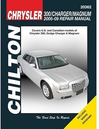 Haynes Workshop Manual Chrysler 300 Dodge Charger Magnum 2005-2010 New Service