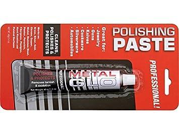 メタルグロー #UC2723 プロ ポリッシングペースト 金属磨き 貴金属磨き