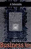 The Unscrollable Matrix Business Notebook for the eBook Reader, The NBbs17 Edition: A Selectable