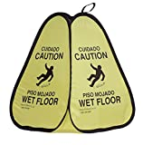 Novus Caution Wet Floor Safety Cone - 16 Inch