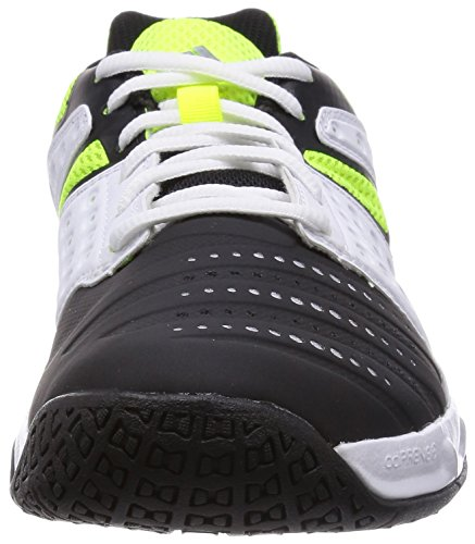 de Noir Stabil Yellow Chaussures Core Handball Silver Homme Court Metallic adidas Solar 12 Black xawIgwZ