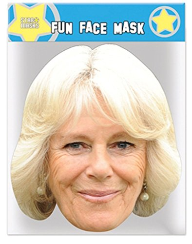 Camilla - Celebrity Face Mask