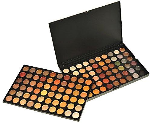 BLUETTEK-120-Color-Eyeshadow-Makeup-Palette-Matte-Earth-Tone-Series-4-Color