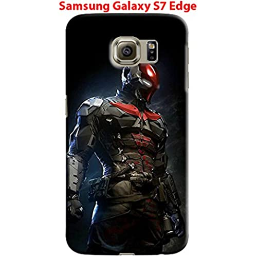 Batman & League of Justice for Samsung Galaxy S7 Edge Hard Case Cover (Bat25) Sales