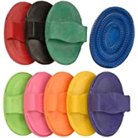 Tough-1 Large Rubber Curry Comb