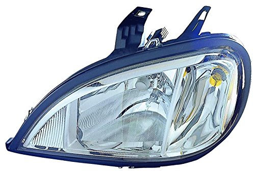 Depo 340-1110L-AS Freightliner Columbia Driver Side Replacement Headlight Assembly