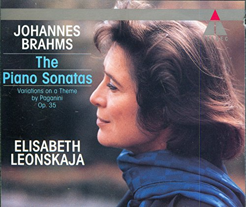 Brahms: The Piano Sonatas / Variations on a Theme by Paganini Op. 35