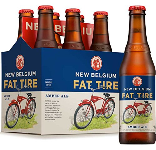 New Belgium Fat Tire Amber Ale Clone Beer Recipe Kit by NorCal Brewing Solutions