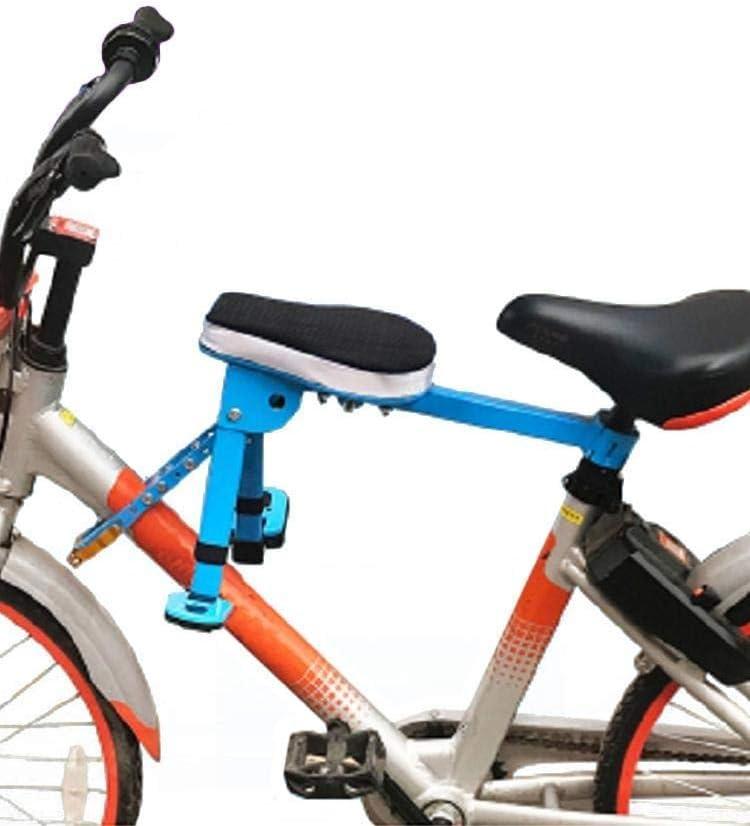 BAYUE Asiento de bebé Delantero para Bicicleta, Asiento de Bicicleta para niño, portabebés/Silla de bebé de Montaje Frontal de desmontaje rápido, para niños de 2,5 a 6 años: Amazon.es: Deportes y aire