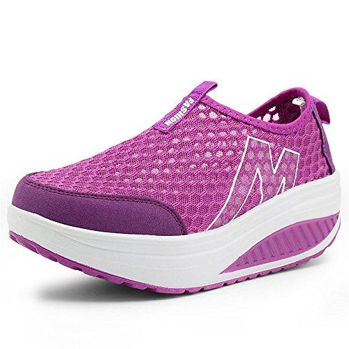 CN Porter Women's Comfortable Platform Walking Sneakers
