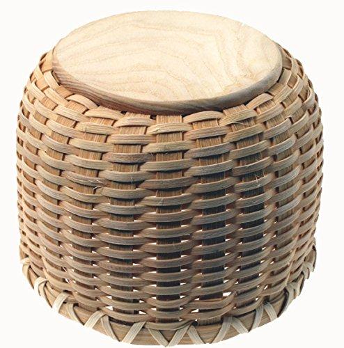 Slotted Base Bowl Basket Weaving Kit by V.I. Reed & Cane, Inc.