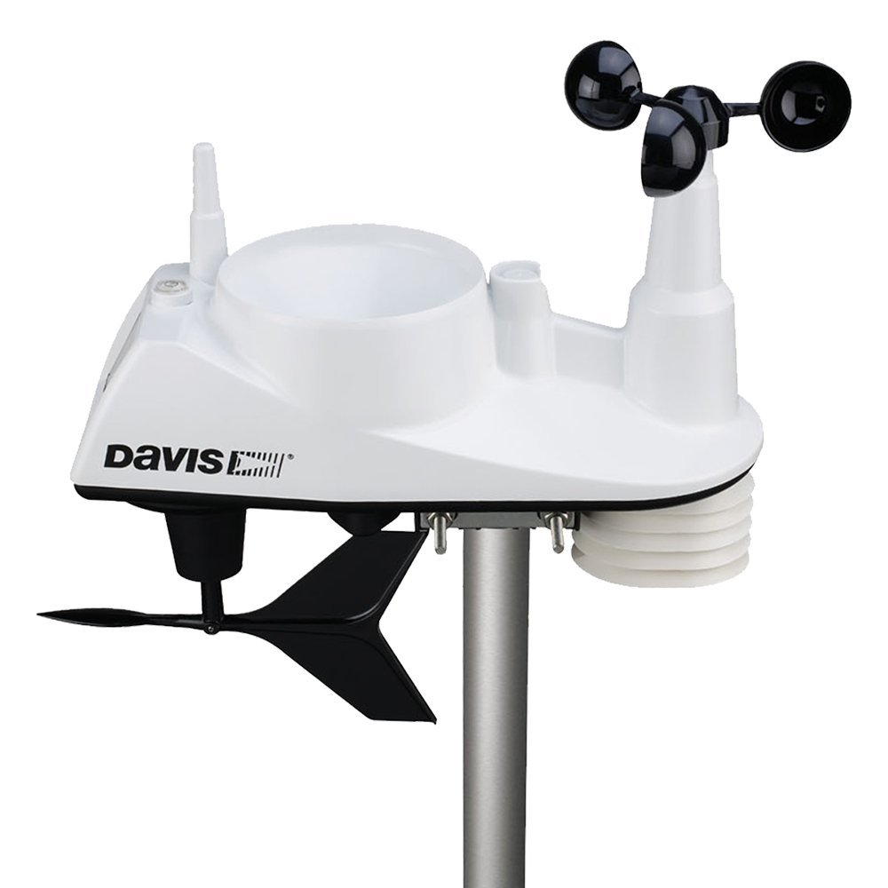 Davis Instruments 6250 Vantage Vue Wireless Weather Instrument Cluster Circuit Board Is Bad 1000 Bucks Page 16 Station With Lcd Console Sports Outdoors