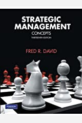 Strategic Management: Concepts (13th Edition) Paperback