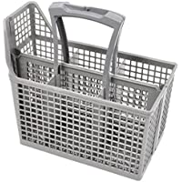 AEG Panier À Couverts Lave-vaisselle Cage & Handle (6 Compartiments, handle & Couvercle)