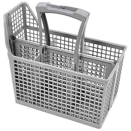 Amazon.com: AEG Dishwasher Cutlery Basket Cage & Handle (6 ...