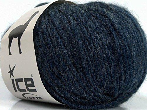 Lot of 8 Skeins Ice Yarns Peru Alpaca Bulky (25% Alpaca 50% Merino Wool) Yarn ()