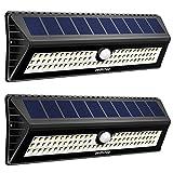 Best Mpow Solar Garden Lights - Mpow 77 LED Motion Sensor Solar Light, Bright Review
